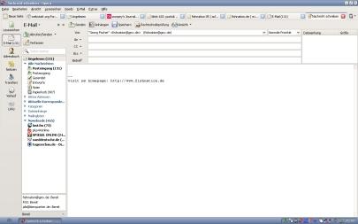 mit opera lassen sich auch emails verfassen