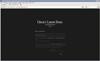 die webseite von  chucks liquor store (in neuer seite öffnen)